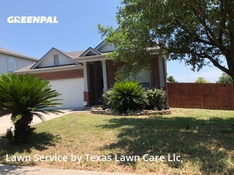 Lawn Servicein Cibolo,78108,Lawn Mow by Texas Lawn Care Llc,, work completed in Jul , 2020