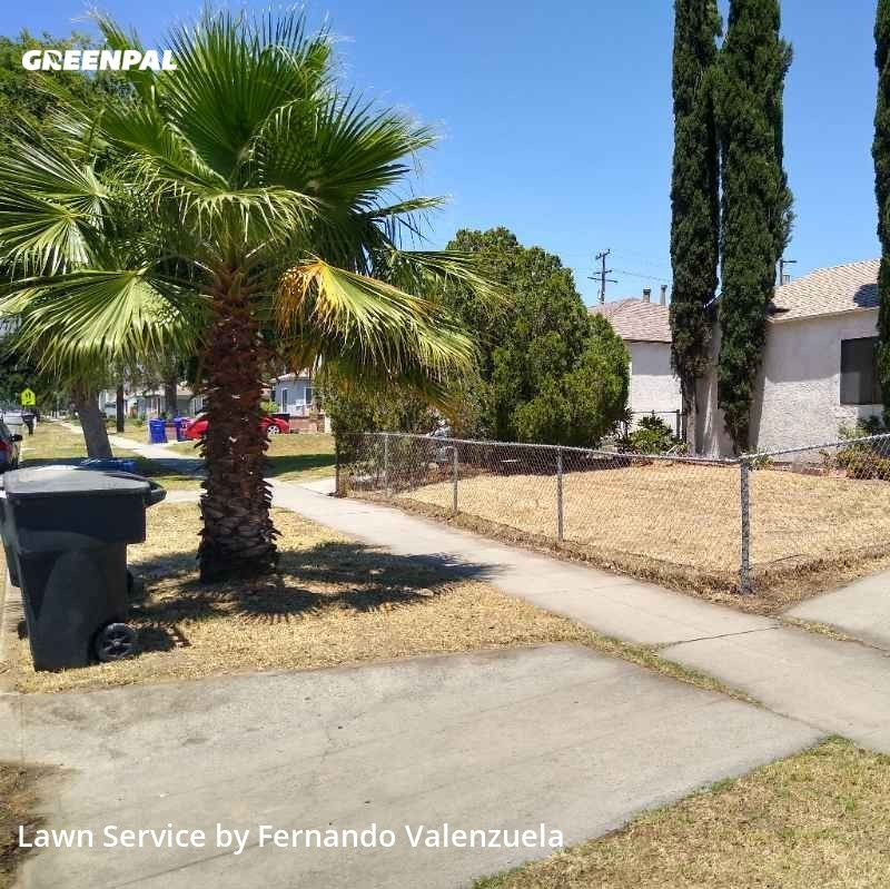 Lawn Maintenancein San Bernardino,92405,Grass Cut by Cold Springs Lawn , work completed in Sep , 2020
