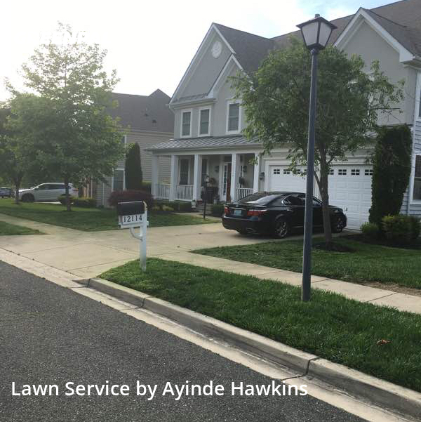 Grass Cuttingin Upper Marlboro,20772,Grass Cut by A&A Landscaping, work completed in Sep , 2020