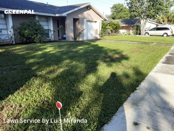 Lawn Maintenancein Winter Springs,32708,Lawn Care by G&W Lawn Care , work completed in Jul , 2020