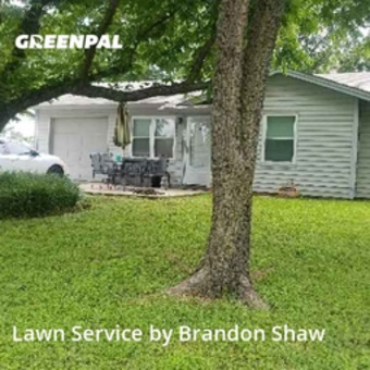 Yard Cuttingin Euless,76039,Lawn Service by A Man And His Mower , work completed in Jul , 2020