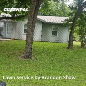 Grass Cuttingin Euless,76039,Lawn Mow by A Man And His Mower , work completed in Jul , 2020