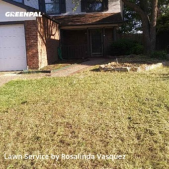 Lawn Care Servicein Grapevine,76051,Lawn Service by Alcazar Landscaping, work completed in Jul , 2020