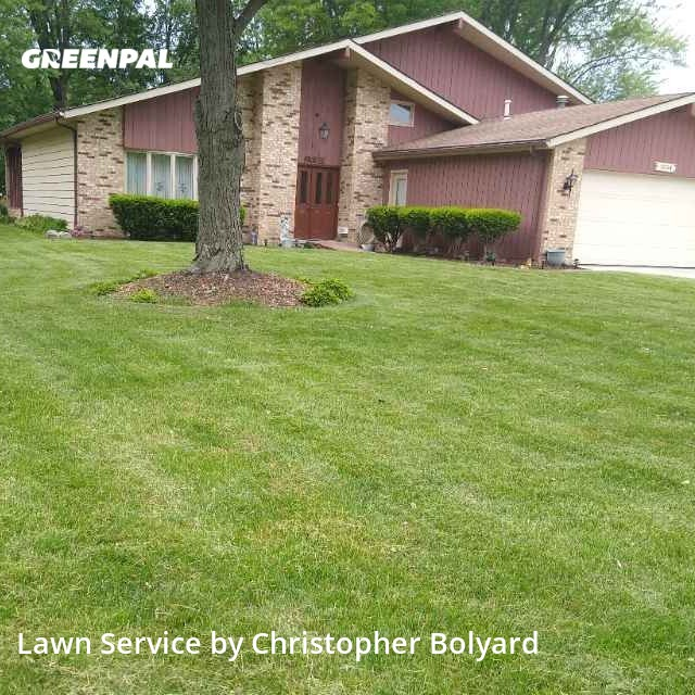 Yard Cuttingin Westlake,44145,Lawn Mow by B&B Trading Post Llc, work completed in Aug , 2020
