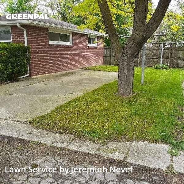 Lawn Mowingin Bryan,43506,Yard Cutting by Cut N Plow Llc, work completed in Jul , 2020
