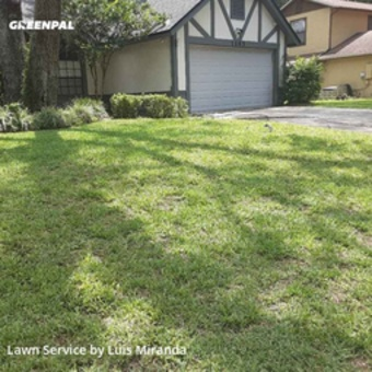 Lawn Care Servicein Altamonte Springs,32714,Grass Cutting by G&W Lawn Care , work completed in Aug , 2020