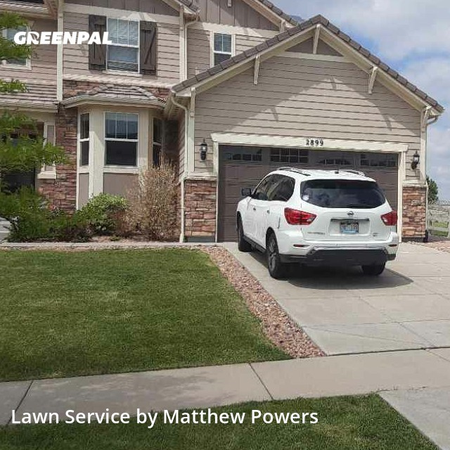 Lawn Servicein Broomfield,80023,Lawn Care by Powers Services, work completed in Jul , 2020