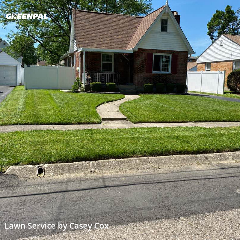 Lawn Cuttingin Deer Park,45236,Yard Mowing by Pristine Cuts , work completed in Jul , 2020