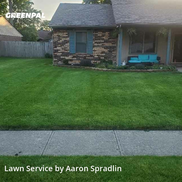 Lawn Cutin Dayton,45424,Lawn Mowing Service by Mr. Mower, work completed in Sep , 2020