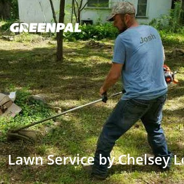 Yard Mowingin West Chester,19382,Yard Mowing by Revive Lawn Care, work completed in Aug , 2020