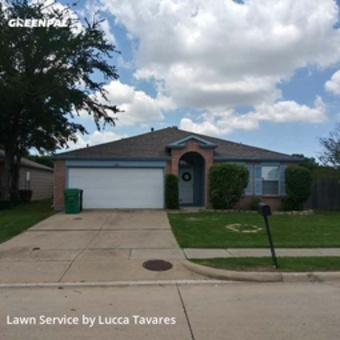 Lawn Carein Denton,76210,Lawn Cutting by L&J Landscape, work completed in Jul , 2020