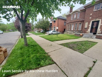 Lawn Mowing Servicein Detroit,48204,Grass Cutting by Go Cutters, work completed in May , 2020