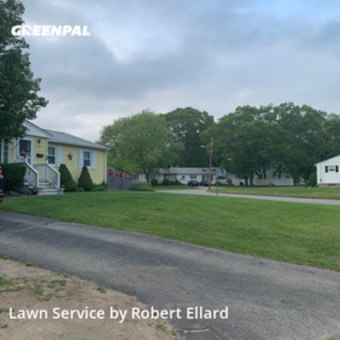 Lawn Care Servicein Warwick,2889,Lawn Service by New England Lawncare, work completed in May , 2020