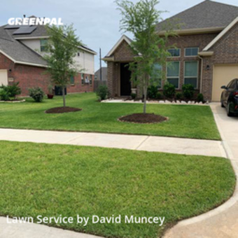 Lawn Care Servicein Rosenberg,77471,Grass Cutting by Dnb Solutions, work completed in Jul , 2020