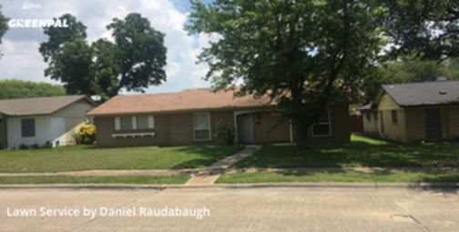 Lawn Cuttingin Mesquite,75150,Grass Cutting by Touchdown! Lawn&Lands, work completed in Jul , 2020