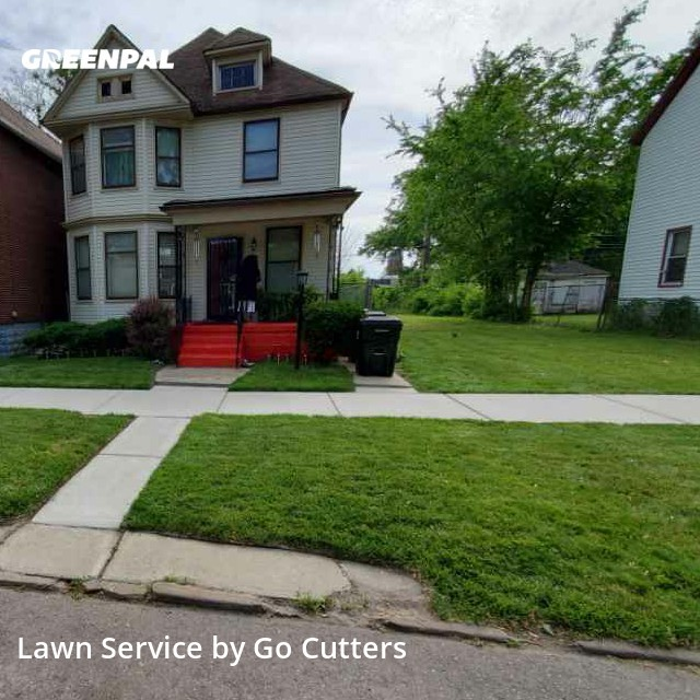Lawn Mowin Detroit,48213,Lawn Service by Go Cutters, work completed in Aug , 2020