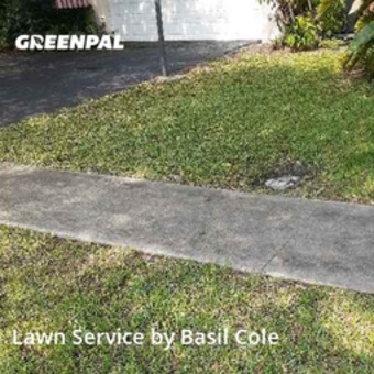 Lawn Cutin Plantation,33317,Lawn Mowing Service by Cole Family Lawncare, work completed in Jul , 2020