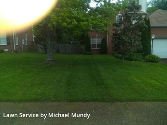 Grass Cuttingin Nashville,37221,Lawn Service by Lawnmedics, work completed in May , 2020