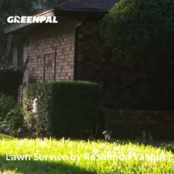 Lawn Carein Lancaster,75146,Lawn Cutting by Alcazar Landscaping, work completed in Jul , 2020