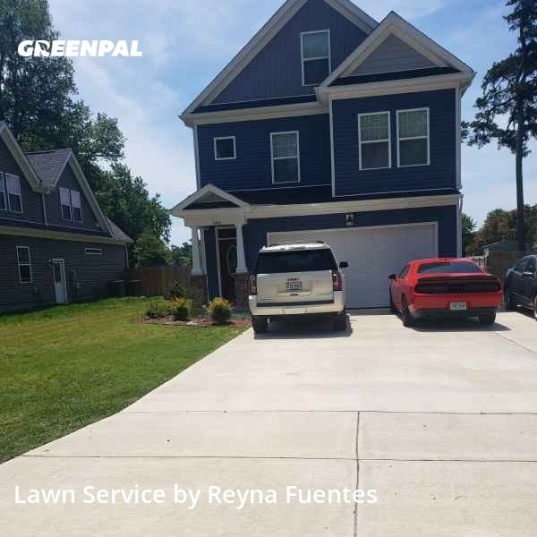 Lawn Cuttingin Hampton,23666,Lawn Mowing by J&R Lawn And Landsca, work completed in Aug , 2020