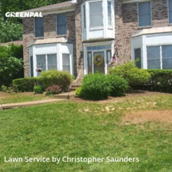 Lawn Cuttingin Ferguson,63135,Lawn Cut by Saunders Lawn Care , work completed in Jul , 2020