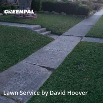 Yard Mowingin The Colony,75056,Lawn Cut by Mow And More, work completed in Jul , 2020