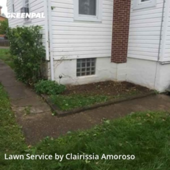 Lawn Mowin Baltimore,21214,Lawn Cutting by Lawn Hope, work completed in May , 2020