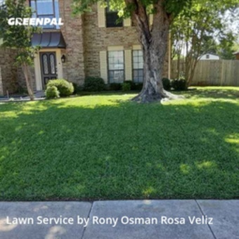 Lawn Mowing Servicein Grapevine,76051,Lawn Mowing by R&Rconstructionsllc, work completed in Jul , 2020