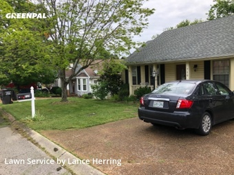 Lawn Mowin Nashville,37115,Lawn Cutting by Family Tree Lawn Care Co, work completed in May , 2020