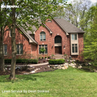 Lawn Mowing Servicein Rochester Hills,48306,Lawn Mowing by Perfect Lawn Care , work completed in May , 2020