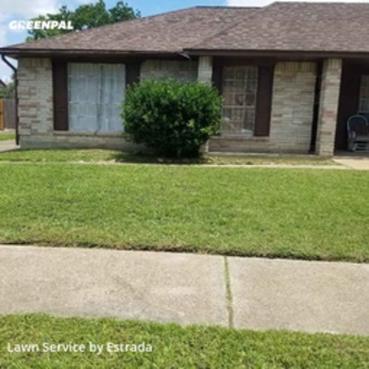 Lawn Care Servicein Houston,77449,Lawn Mowing Service by G&J Lawn Care, work completed in May , 2020