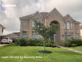 Lawn Mowingin Pearland,77584,Lawn Care Service by Simply Mowed Service, work completed in May , 2020
