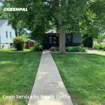 Yard Cuttingin Nashville,37209,Lawn Mow by Lawn Cut Creations, work completed in May , 2020
