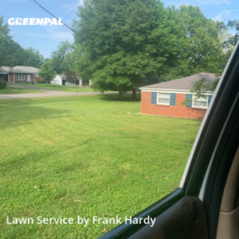 Lawn Care Servicein Nashville,37216,Lawn Cut by Hardy's Elite Scapes, work completed in May , 2020