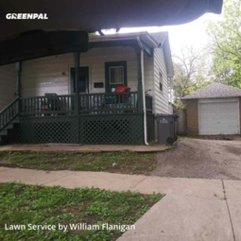 Lawn Cuttingin Elgin,60123,Lawn Mowing by Quikk Scap Lawn Care, work completed in Jul , 2020