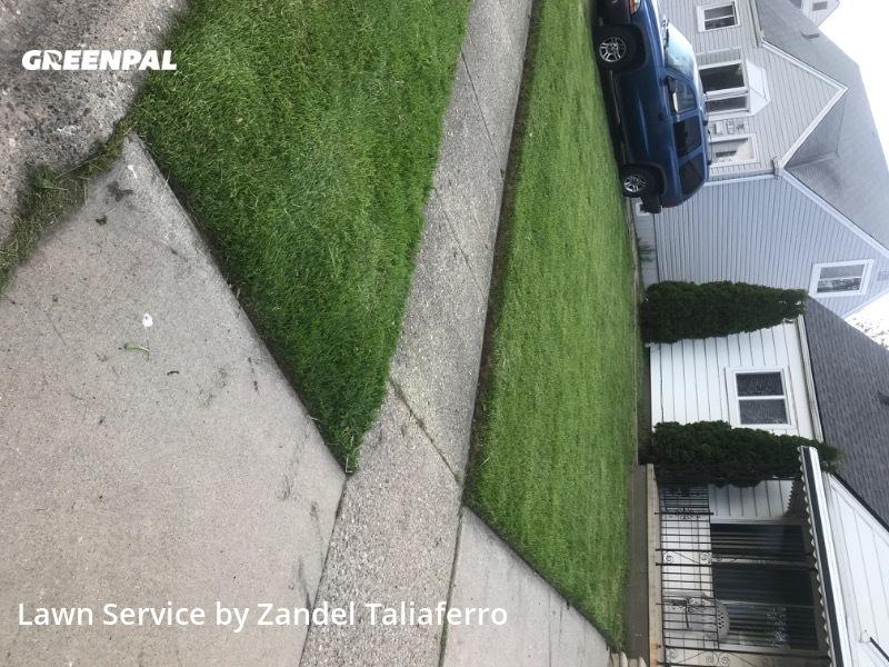 Yard Mowingin Warren,48089,Lawn Mowing Service by Yard Rezcue, work completed in Jul , 2020
