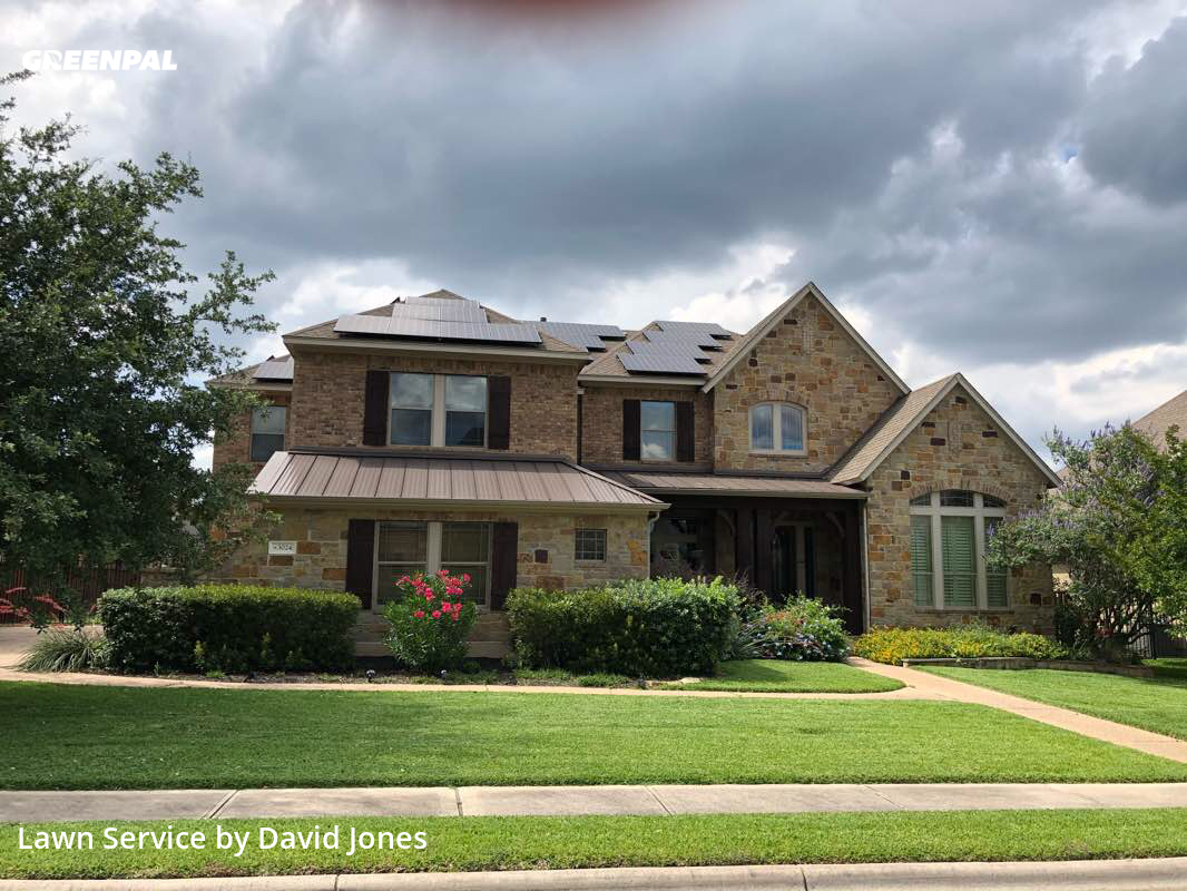 Lawn Maintenancein Round Rock,78681,Lawn Care by David's Lawn Service, work completed in Aug , 2020