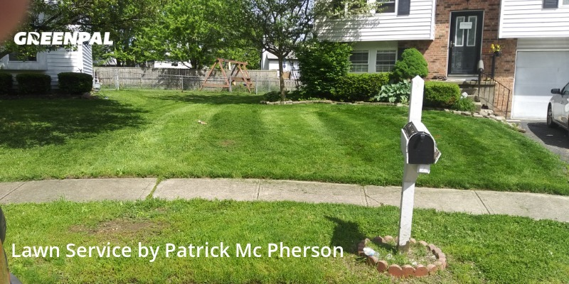 Lawn Maintenancein Reynoldsburg,43068,Lawn Cutting by Mmc Lawn Care , work completed in Aug , 2020
