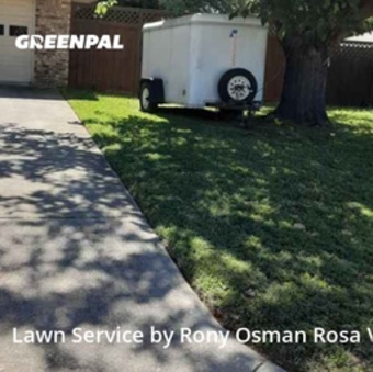 Lawn Care Servicein Grapevine,76051,Yard Mowing by R&Rconstructionsllc, work completed in Jul , 2020