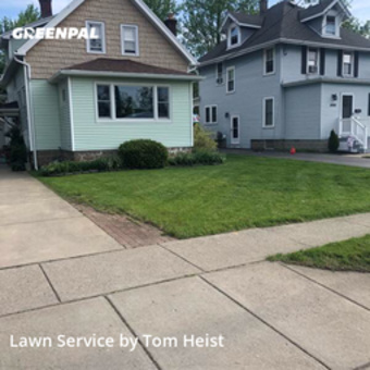 Yard Cuttingin Lancaster,14086,Lawn Cut by Absolute Service, work completed in Jul , 2020