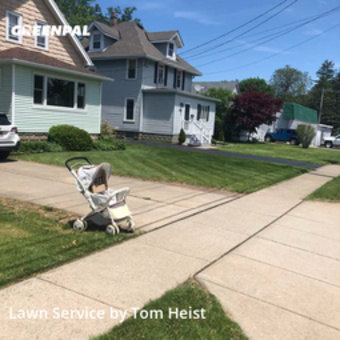 Yard Mowingin Lancaster,14086,Lawn Mow by Absolute Service, work completed in Jul , 2020