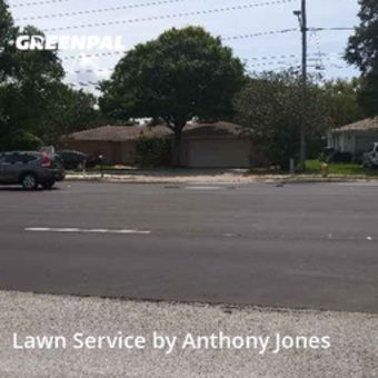 Lawn Cuttingin Clearwater,33755,Lawn Mow by Grass Sargent, work completed in May , 2020