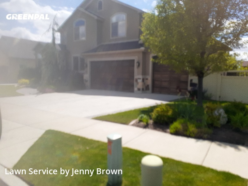 Lawn Mowing Servicein Sandy,84094,Lawn Mowing by Tri Star  Property  , work completed in Aug , 2020