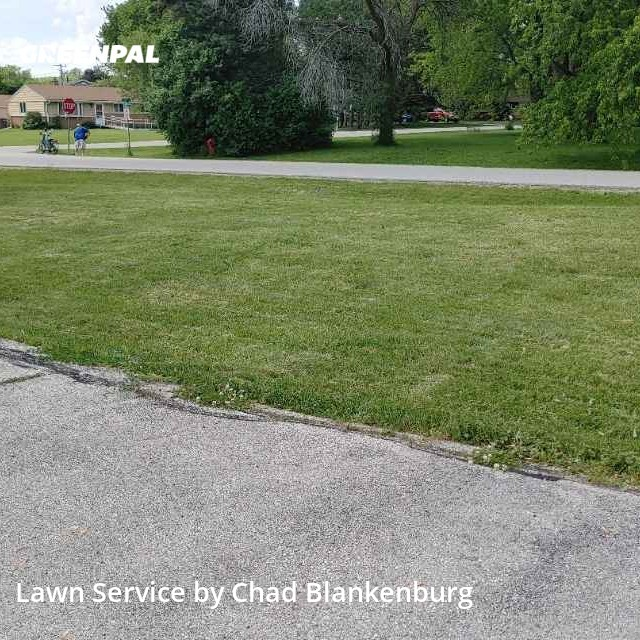 Lawn Mowing Servicein New Berlin,53151,Yard Mowing by Chads Lawn Service, work completed in Aug , 2020