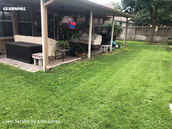 Lawn Mowing Servicein New Braunfels,78130,Lawn Care Service by Texas Lawn Rangers, work completed in Jul , 2020