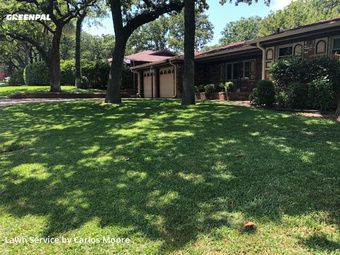 Lawn Maintenancein Hurst,76053,Lawn Care Service by T R G Mowers, work completed in Jul , 2020