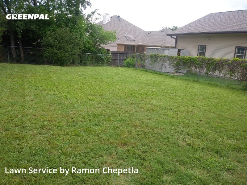 Lawn Mowingin Rockwall,75087,Yard Cutting by Aby Landscaping, work completed in Jul , 2020