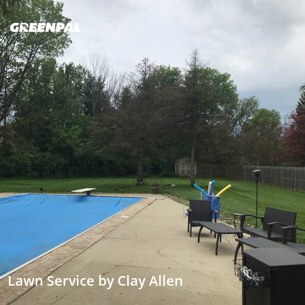 Lawn Cuttingin Zionsville,46077,Lawn Service by Green Cutters, work completed in Jul , 2020