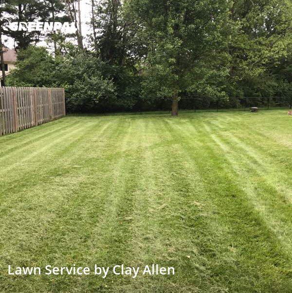 Lawn Carein Zionsville,46077,Lawn Cutting by Green Cutters, work completed in Sep , 2020