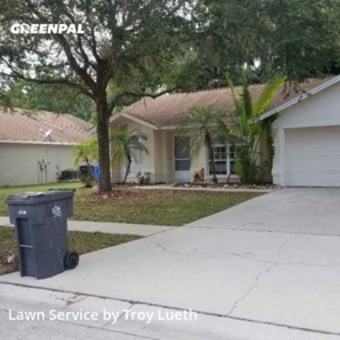 Grass Cutin Brandon,33510,Lawn Mowing Service by Lawns Of America, work completed in May , 2020
